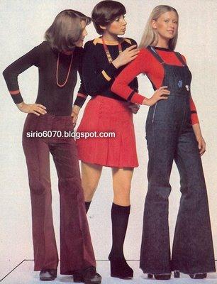 Vestiti anni 60 e 70