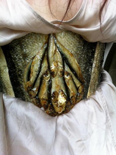 Fish & kitsch belt